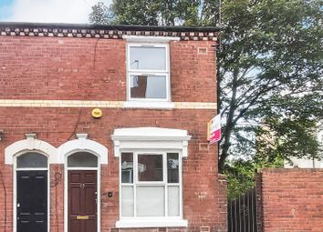 Thumbnail 2 bedroom end terrace house for sale in Edward Street, Dudley