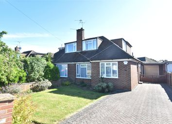 Thumbnail 3 bed semi-detached bungalow for sale in Headington Road, Maidenhead, Berkshire