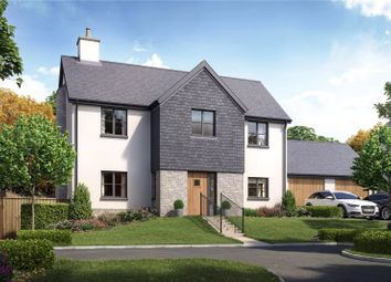 4 bed detached house for sale in Ash Tree Cross, Quenchwell Road, Carnon Downs, Truro TR3