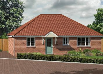 Thumbnail 2 bed detached bungalow for sale in Windmill View, Church Hill, Ramsey, Harwich
