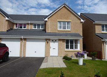 Thumbnail 3 bedroom semi-detached house for sale in Sandstone Drive, Elgin