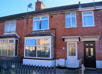 Thumbnail 3 bedroom terraced house for sale in Bruce Street, Swindon