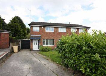 Thumbnail 3 bedroom semi-detached house for sale in Tetbury Drive, Breightmet, Bolton