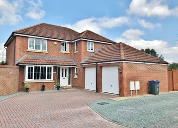 Thumbnail 4 bed detached house for sale in Caspian Close, Swindon