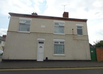 Thumbnail 2 bed end terrace house for sale in Glengate, Wigston, Leicestershire