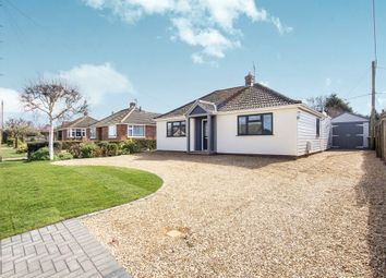 3 bed detached bungalow for sale in Collingwood Close, Heacham, King's Lynn PE31