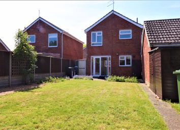 Thumbnail 3 bed detached house to rent in Elizabeth Way, Colne, Huntingdon