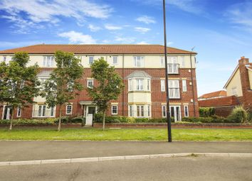 Thumbnail 2 bed flat for sale in Monarch Court, Longbenton, Newcastle Upon Tyne