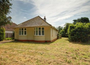 Thumbnail 2 bed detached bungalow for sale in Glasshouse Lane, Exeter