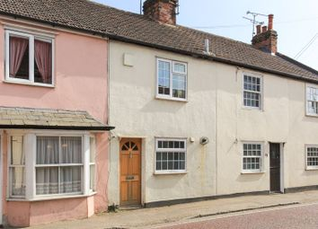 Thumbnail 2 bed terraced house for sale in High Street, Stock, Ingatestone