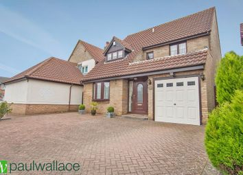 Thumbnail 4 bed detached house for sale in Ashbourne Road, Broxbourne