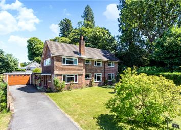Thumbnail 5 bedroom detached house for sale in Rossdale, Tunbridge Wells, Kent