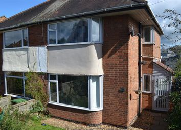 Thumbnail 3 bed semi-detached house to rent in Greville Road, Warwick