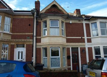 Thumbnail 2 bedroom terraced house for sale in Sandwich Road, Brislington, Bristol