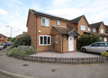 Thumbnail 3 bed detached house for sale in Wedgewood Drive, Church Langley, Harlow