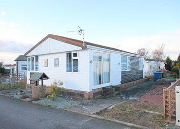 Thumbnail 2 bed mobile/park home for sale in Amington Park, Amington, Tamworth
