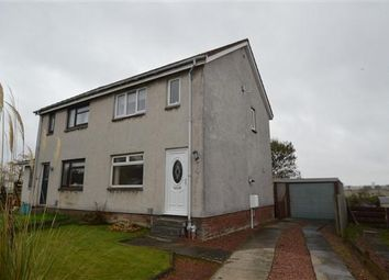 Thumbnail 3 bed semi-detached house for sale in Laxton Drive, Lenzie, Glasgow