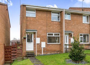 Thumbnail 3 bed end terrace house for sale in Meadowcroft Gardens, Westfield, Sheffield