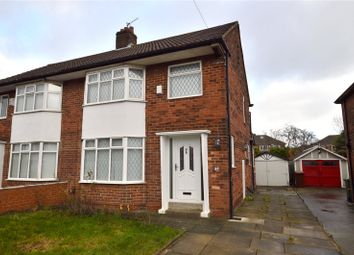 3 bed semi-detached house for sale in Peckover Drive, Pudsey, West Yorkshire LS28