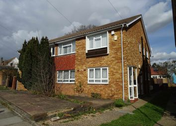 Thumbnail 2 bed flat for sale in Colyer Close, London