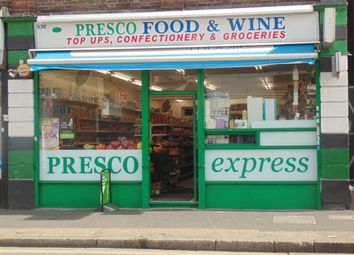 Thumbnail Retail premises for sale in High Street North, London