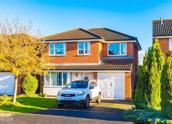 Thumbnail 4 bed detached house to rent in Pennine Lane, Golborne, Warrington