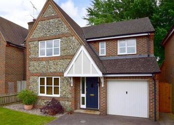 Thumbnail 4 bedroom detached house for sale in Sayers Common, Hassocks, West Sussex