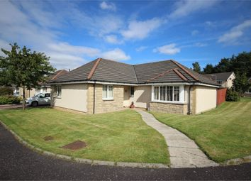 Thumbnail 4 bed detached bungalow for sale in 15 Cobden Court, Crossgates, Cowdenbeath, Fife