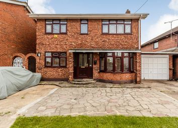 Thumbnail 4 bed detached house for sale in Church Parade, Canvey Island, Essex