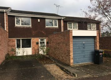 Thumbnail 2 bed town house to rent in Mcvicker Close, Leicester