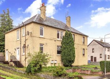 Thumbnail 2 bed flat for sale in Ochilview, Devonside