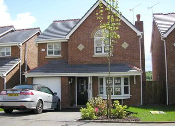 Thumbnail 4 bed detached house to rent in Hutchinson Way, Manchester