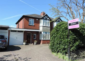 Thumbnail 3 bedroom semi-detached house for sale in Stand Lane, Radcliffe, Manchester