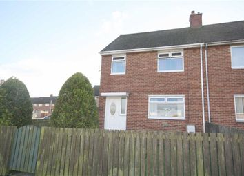 Thumbnail 3 bed terraced house for sale in Frosterley Gardens, Stanley, County Durham