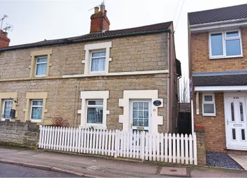 Thumbnail 2 bedroom end terrace house for sale in Stratton Road, Swindon