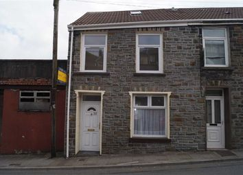Thumbnail 2 bed end terrace house for sale in High Street, Mountain Ash