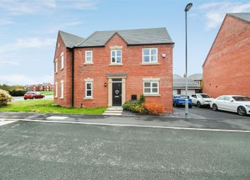 Thumbnail 3 bed semi-detached house for sale in Moniven Close, Edgewater Park, Latchford, Warrington