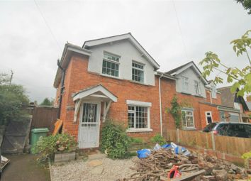 Thumbnail 3 bed semi-detached house for sale in Hempsted Lane, Hempsted, Gloucester