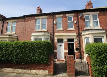 Thumbnail 5 bed terraced house to rent in Beaumont Terrace, South Gosforth, Newcastle Upon Tyne