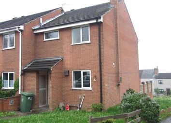 Thumbnail 3 bed terraced house to rent in High Street, Riddings, Alfreton