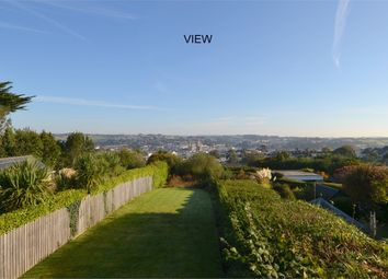 Thumbnail 4 bed detached house for sale in The Hayes, Bodmin Road, Truro
