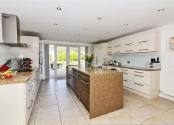 Thumbnail 4 bed detached bungalow for sale in Cissbury Gardens, Findon Valley, Worthing