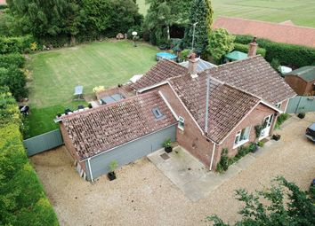 Thumbnail 4 bed detached bungalow for sale in Lynn Road, Great Bircham, King's Lynn