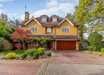 Thumbnail 6 bed detached house for sale in Wentworth Dene, Weybridge