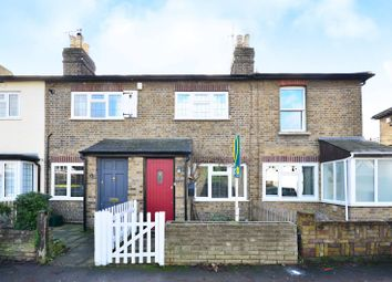 Thumbnail 2 bed cottage for sale in Rushett Road, Thames Ditton