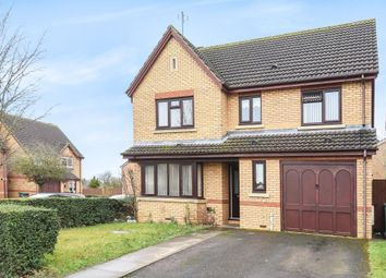 Thumbnail 4 bed detached house for sale in Bicester, Oxfordshire