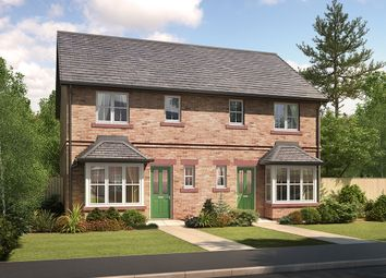 "Thumbnail 3 bed semi-detached house for sale in ""Kingston"" at Bongate, Appleby-In-Westmorland"