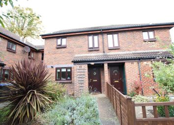 Thumbnail 2 bed terraced house to rent in Robertson Court, Woking