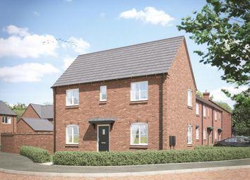 Thumbnail 3 bedroom detached house for sale in Luke Lane, Brailsford, Derbyshire