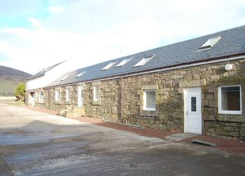 Thumbnail 4 bed farmhouse to rent in Symington, Biggar